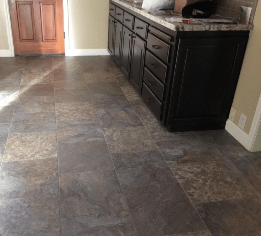 Luxury Vinyl Plank Vinyl Tile Slaughterbeck Floors