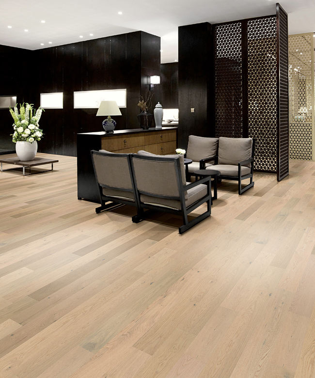 Reward Hardwood Flooring – Provence Hardwood Collection - European Oak Senez
