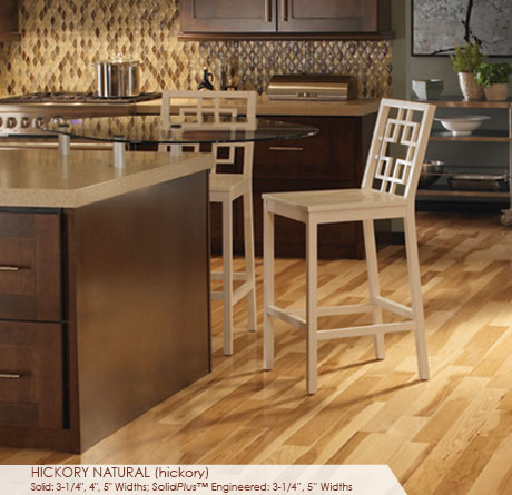 Specialty Collection – Hickory Natural by Somerset Hardwood Flooring