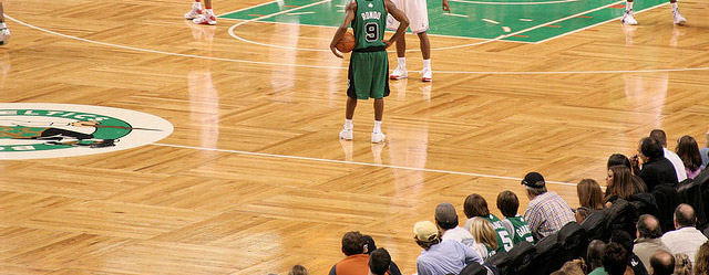 Boston Celtics Parquet Floor Slaughterbeck Floors Inc