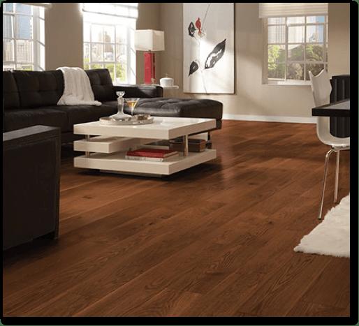 Somerset Hardwood Flooring Sample