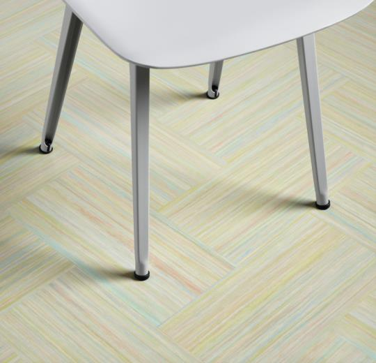 Marmoleum Striato Collection – Water Colour by Forbo