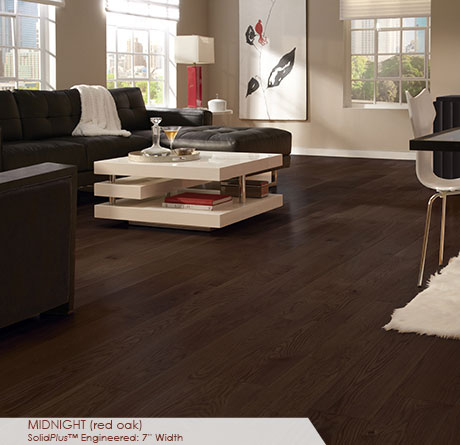 Wide Plank Collection – Midnight by Somerset Hardwood Flooring