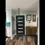 NARI 2020 Gold Award Otter Grey Hardwood Floor In Kitchen–Entryway