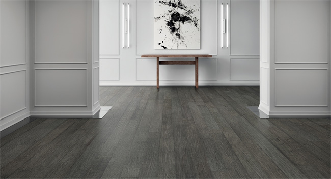 Indusparquet – Textured Flooring Collection – Dolce Pecan Earl Grey
