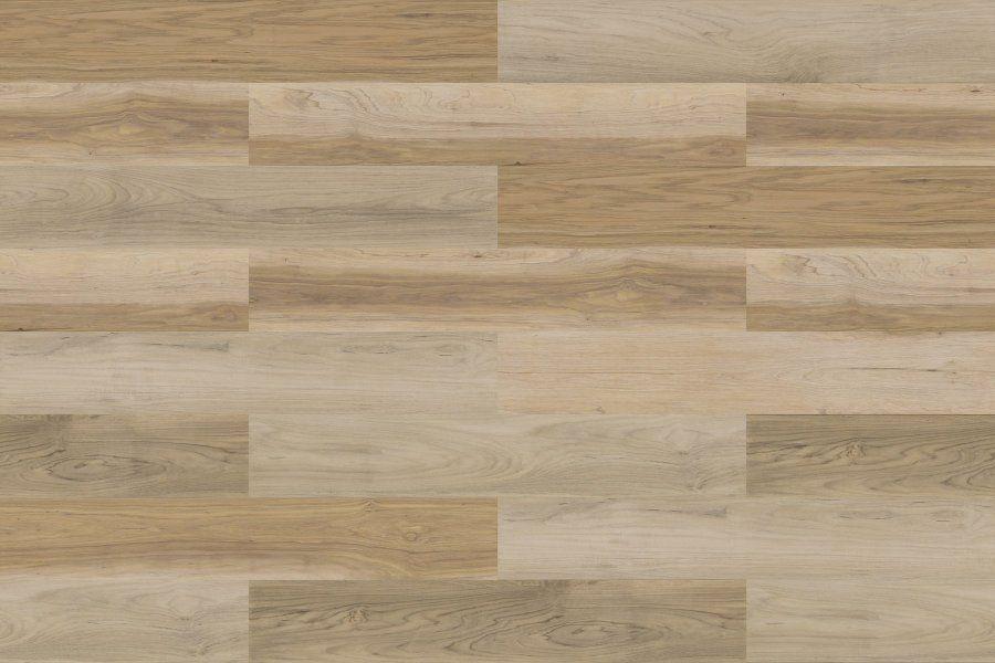 American Hickory Swatch SPC Floor