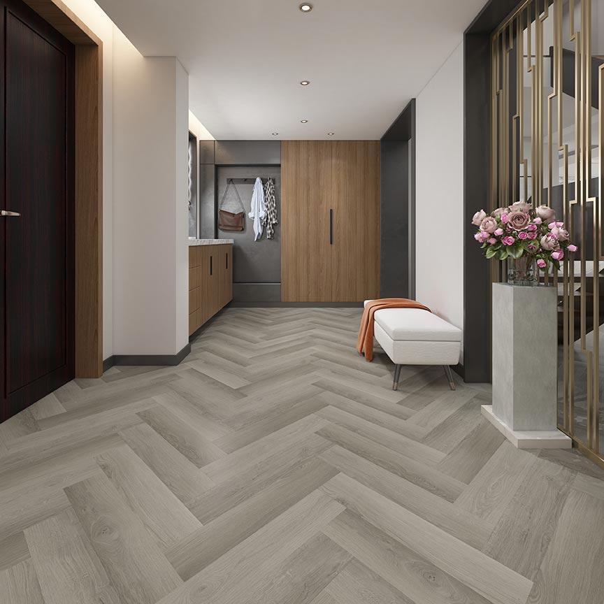 GA5314AB Otto Mare Herringbone-1 SPC Floor