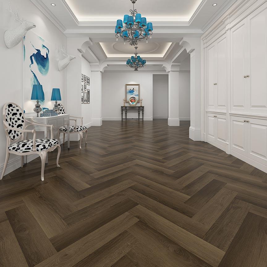 GA5316AB Casa Ora Herringbone-1 SPC Floor