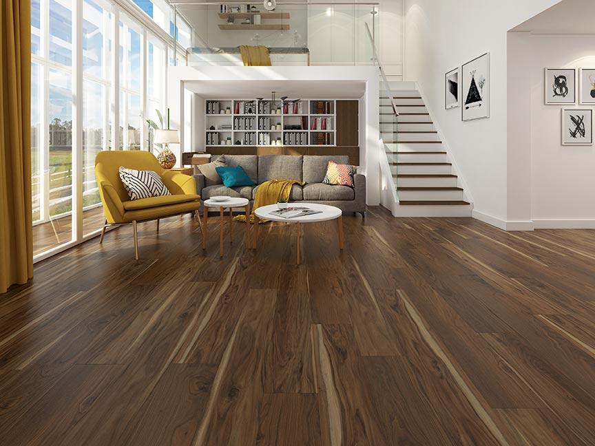 GA718410 American Walnut-1 SPC Floor