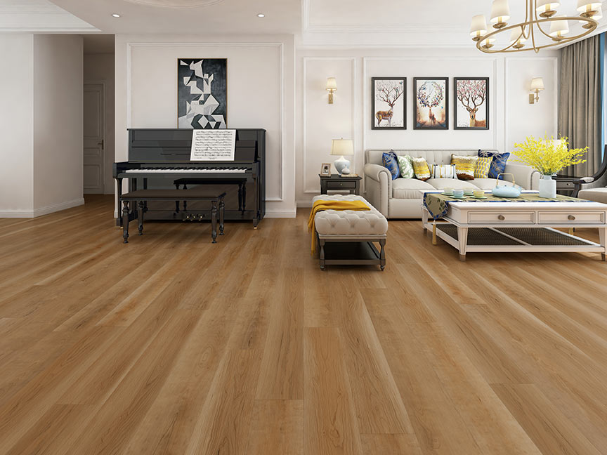 GA721011 American Cherry SPC Floor