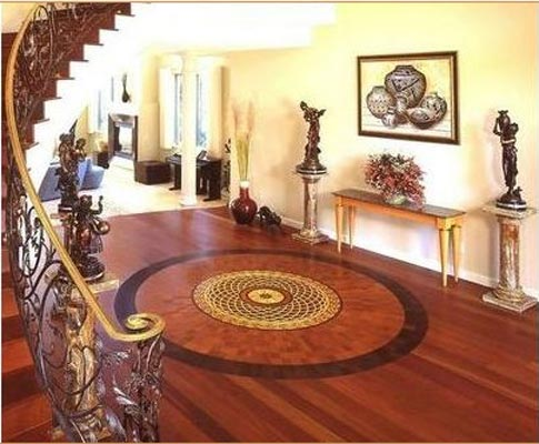 Hardwood Floor Design Ideas Interior Design Ideas With Light