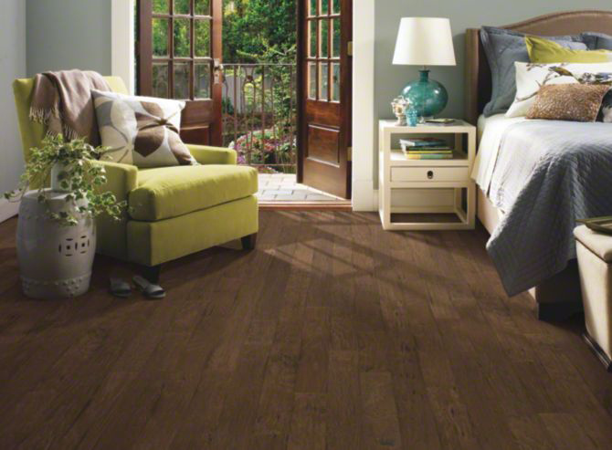 Shaw Hardwood Flooring made in USA
