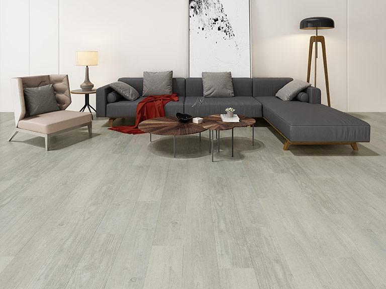 White 5175-1 Arctic Wolf SPC Floor