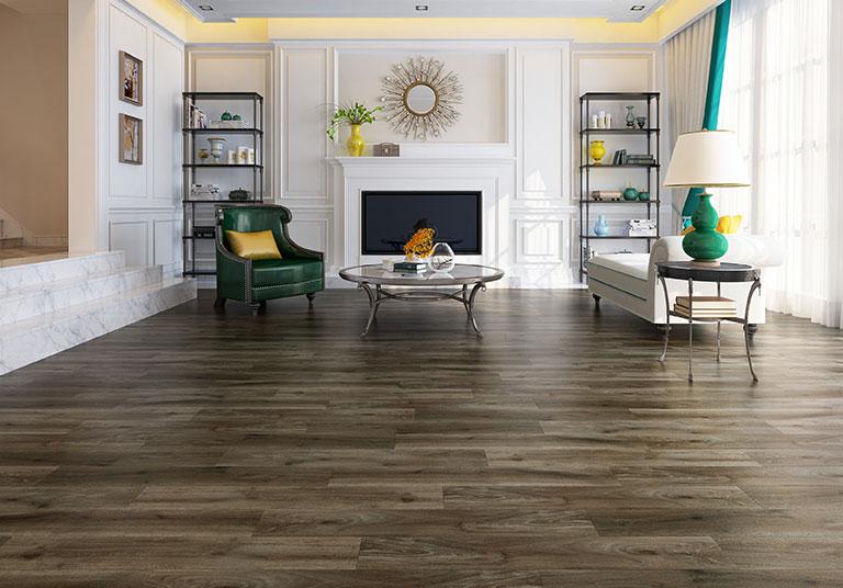 White 6123-2 Caribou SPC Floor