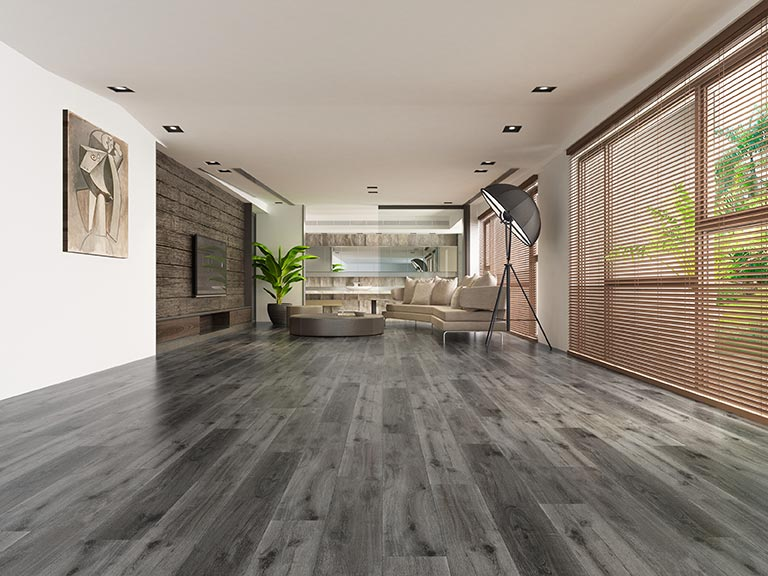White 6123-6 River Shoal SPC Floor