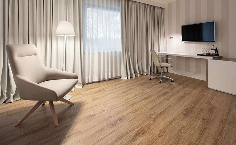 Wicander Cork Flooring Example