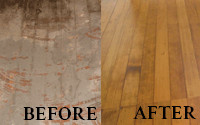 Hardwood Cleaning & Refinishing