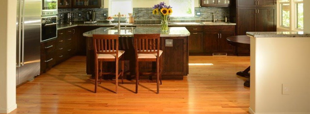 Common Red Oak Hardwood Floor
