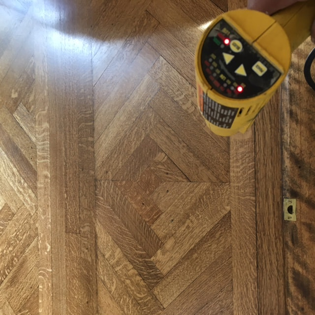 Repair Hole in Damaged Hardwood Floor | Slaughterbeck Floors