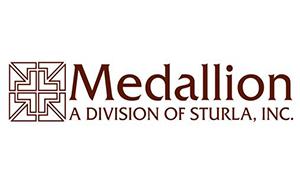 Medallion Aquarius Luxury Vinyl Flooring Logo