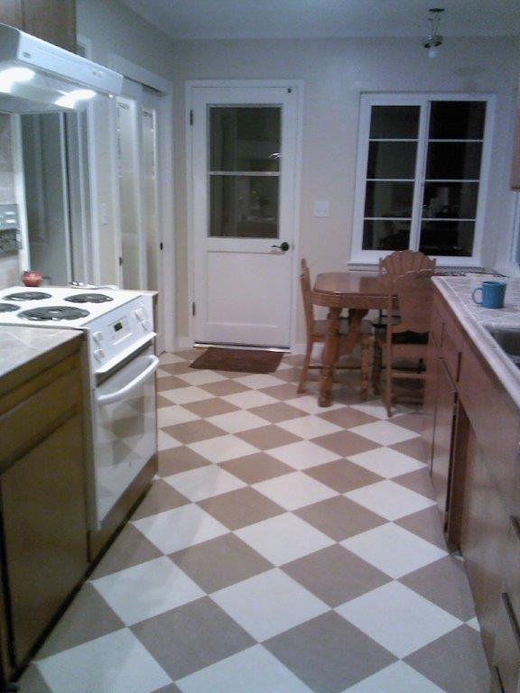 Marmoleum Floors Gallery | Slaughterbeck Floors, Inc. | Campbell, CA