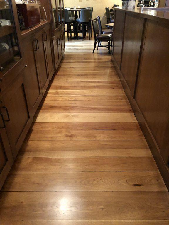 bar flooring