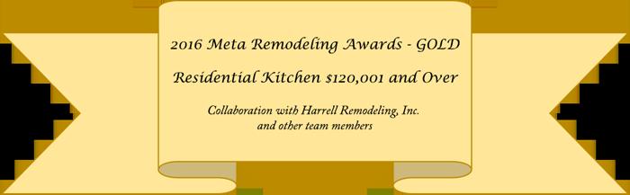 sbf nari meta remodeling award residential kitchen