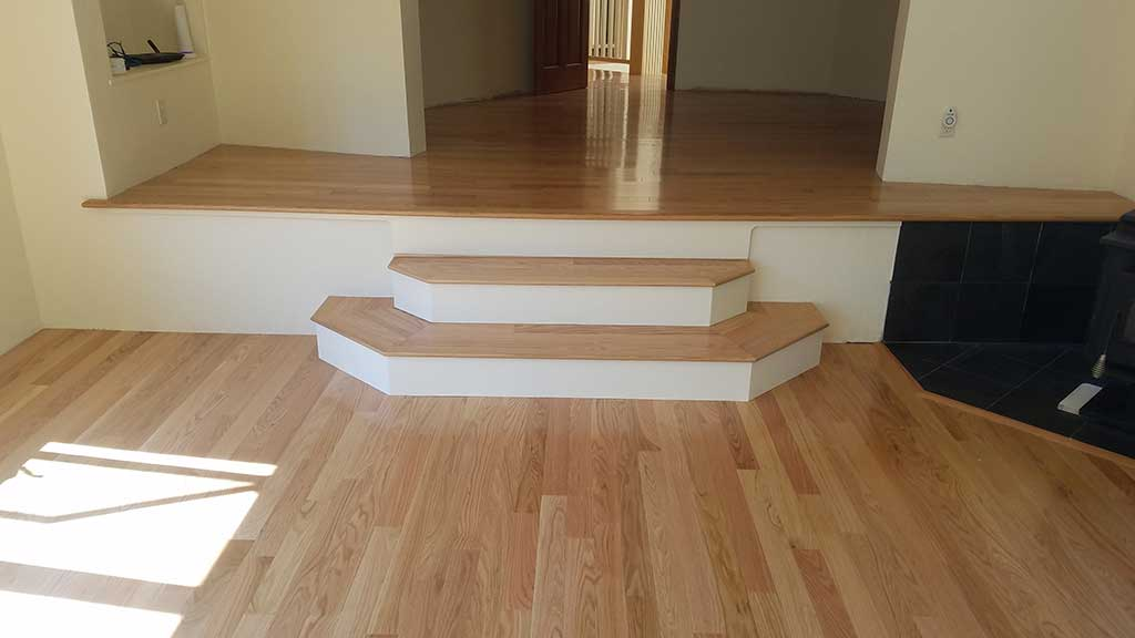 Stair Steps With Cornering & Angles