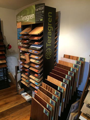 Teragren Flooring Samples