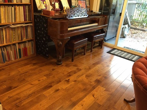 Hacienda Hickory Buckskin Featured Dealer from Hallmark Floors